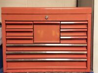 Clarke 10 Drawer Large Tool Chest Good Condition