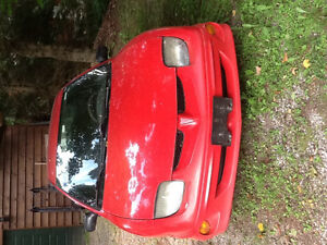 2001 Pontiac Sunfire Other. The Red Rocket!!