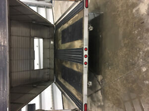 1995 Triton Elite snowmobile trailer! Want Gone!