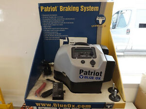 Blue Ox Patriot Braking System On SALE now!