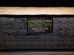 Awesome New Queen Kingsdown 13in Firm Mattress