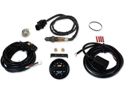 AEM X-Series OBDII Wideband UEGO AFR Sensor Controller Gauge Kit 30-0334