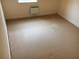 Approx 14sq/m of Underlay for carpet (used).