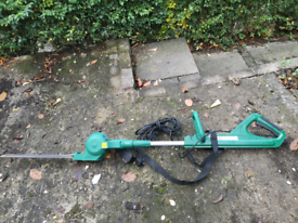 Long reach hedge cutter