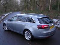 2013 53 Vauxhall Insignia 2.0CDTi (163ps) Sport Tourer Auto Elite..HIGH SPEC!!