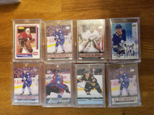 HOCKEY CARDS FOR SALE OR TRADE