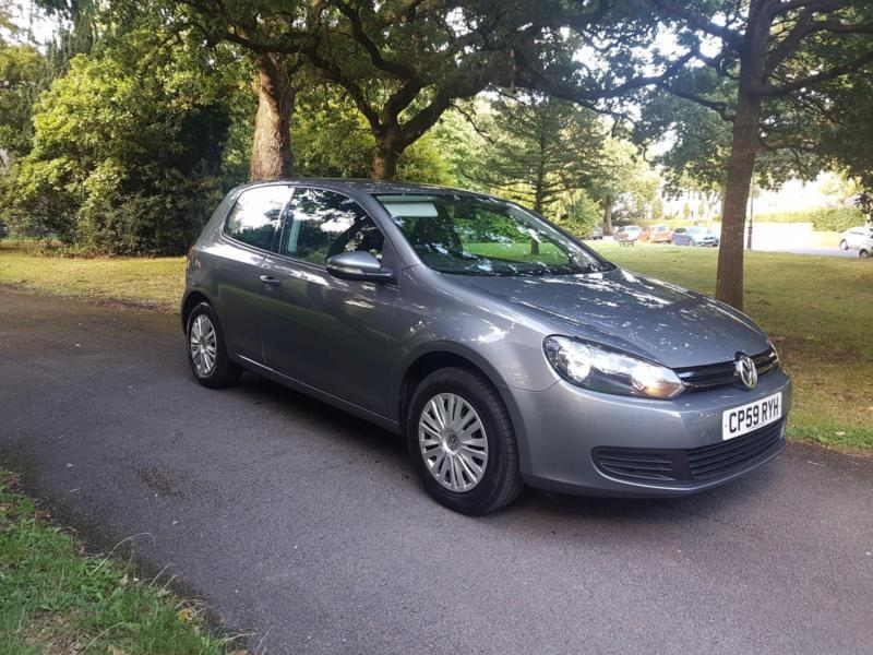 2009 59 Volkswagen Golf 1.4 ( NEW MODEL ) SAT-NAV £3995