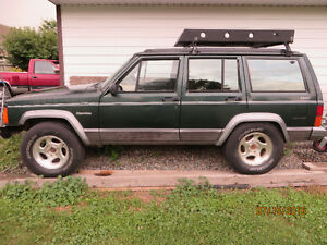 JEEP COUNTRY EDITION AUTO 4DR 4.0 LT. 4X4 ONLY $1750