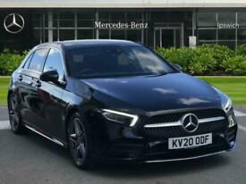 image for 2020 Mercedes-Benz A Class A180d AMG Line Premium Plus 5dr Auto Hatchback Diesel