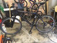 Carrera hybrid mountain bike 21 speed
