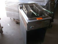 Floor Model Fryer - Electric, #1250-14