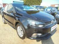 2017 17 VOLKSWAGEN POLO 1.0 S AC 5DR 60 BHP FINANCE WITH NO DEPOSIT AND NOTHING