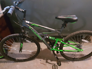 "New condition 26"" bike"