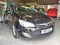 2011 11 Vauxhall Astra 1.3CDTi 16v Eco S/S Exclusive