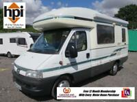 Auto Sleeper Executive GLS 4 Berth Motor home