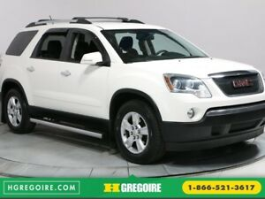 2011 GMC Acadia SLE2 8 PASSAGERS MAGS A/C GR ELECT BLUETOOTH