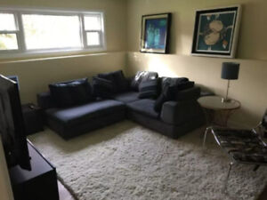 Furnished 2 bedroom available Jan-May!