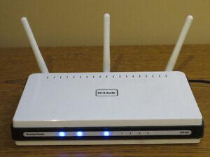 Wireless N300 Gigabit Router D-Link