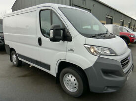 2015 Fiat Ducato 30 L1 H1 110ps, V LOW MILES, IMMACULATE CONDITION ALROUND
