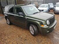 Jeep Patriot 2.4 Limited, Rare Petrol Version, Very Fast, FSH