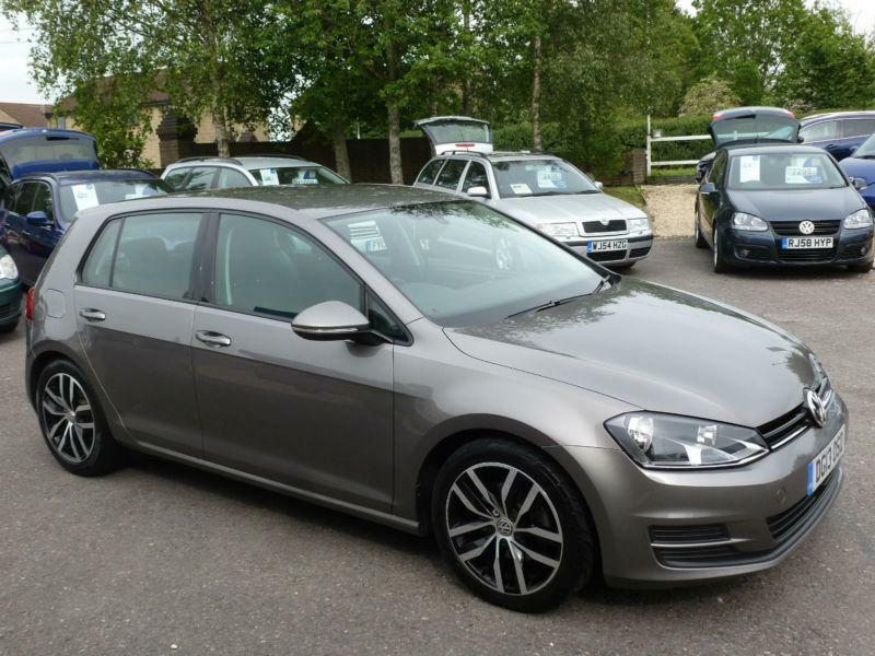 Volkswagen Golf 2 0tdi 150ps S S 2013my Se