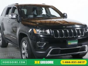 2016 Jeep Grand Cherokee LIMITED CUIR TOIT MAGS