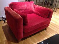 Next sofa snuggle chair
