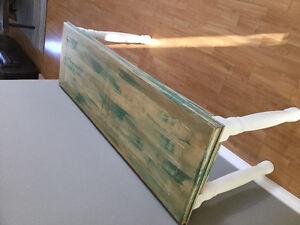 Sofa/entry way table