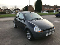 2005 FORD KA 1.3 * START AND DRIVE VERY WELL * 2 KEYS *