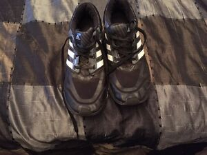 Selling adidas shoes