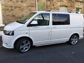 2010 VW Transporter Kombi 6 seater for sale ...