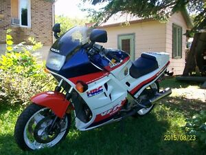 HONDA INTERCEPTOR VFR 750 1986