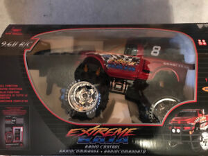 Monster truck remote controlled new in box