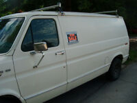 1990 Ford E-Series Van Other