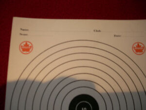 1960's Supertest target practise card Peterborough Peterborough Area image 2