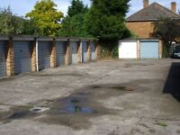 Lock-up garage, Mogden Lane, Isleworth