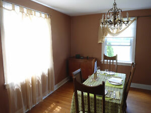 3 bedroom house in Welland for rent.