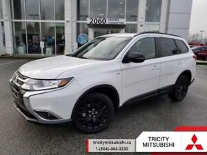 2018 Mitsubishi Outlander SE  LEATHER-SUNROOF-7 SEATER