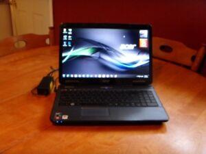 "15.6"" Acer Aspire 5516 (RAM-4 GIGS) (HDD-250 GIG)"
