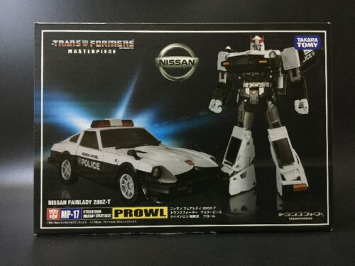 Transformers Masterpiece Mp-17 Prowl Nissan Fairlady 280z-t Action Figure in Box