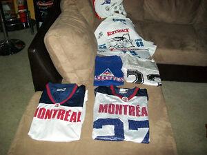 Vetement et accessoires Alouette de Montréal