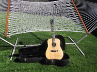 Beautiful limited edition Larrivee 12 String with K&K Pickup