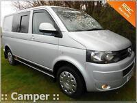 2011 Volkswagen Transporter T5 SWB 140ps 3 berth camper.