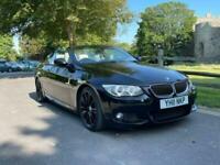2011 BMW 3 Series 330D M SPORT Auto Convertible Diesel Automatic