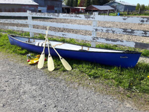 "Clearwater ""Kawartha"" Canoe"