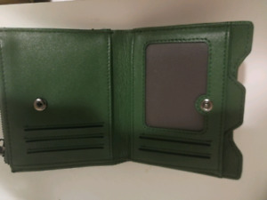 Brand new leather purse
