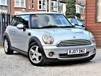 StyLish -- Mini Cooper 1.6 -- half LEATHER -- 2 Keys -- MOT March 2019 -- PX OK