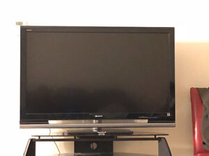 Nice barely used 52 inch Sony Bravia TV for 350