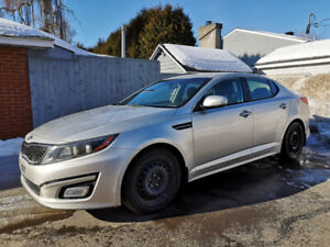 2014 Kia Optima EX LUXURY - EXCELLENTE condition + 0 accident