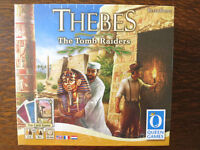 Jeu Thebes: The Tomb Raiders (card game)